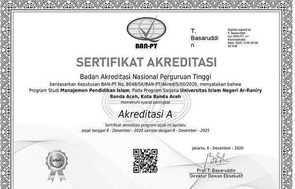 MPI FTK raih A