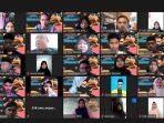 Mahasiswa Komunikasi UTU Kuliah Lapangan Bijak Bicara di Era Pandemi