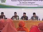 Penyuluh Agama Islam Kabupaten Aceh Barat dibina Moderasi Beragama
