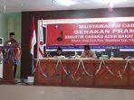 Marhaban Pimpin Pramuka Aceh Barat Periode 2021-2026