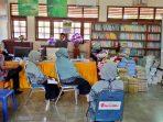 Dosen FAH UIN Ar-Raniry Beri Pendidikan Optimalisasi Perpustakaan di Bireuen