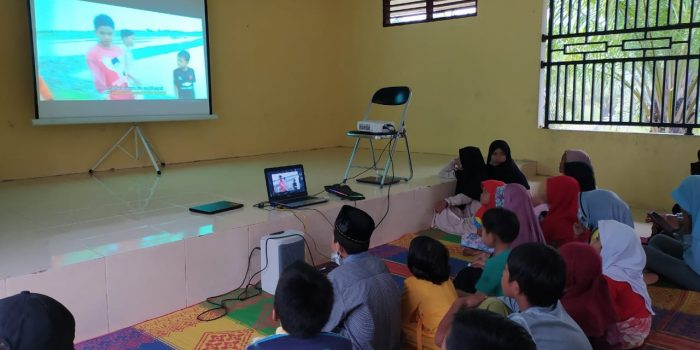 Mendidik Masyarakat Lewat Film Dokumenter