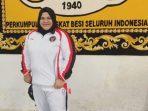 Atlet Aceh Bawa Bendera Kontingen Indonesia pada Olimpiade Tokyo