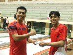 Wahyu Widada Serahkan Bantuan untuk Atlet Anggar Aceh