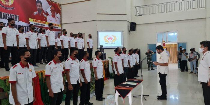 KONI Gayo Lues Optimis Loloskan 20 Cabor pada PORA 2022