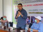 USK Luncurkan Produk UMKM dan Olstore di Aceh Barat