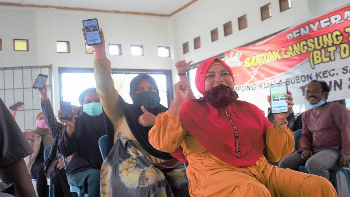 Aceh Barat Sambut Baik Olstore Binaan USK