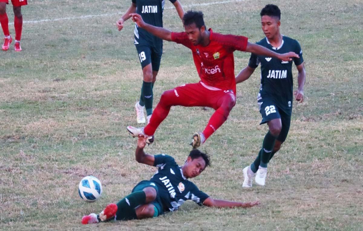 Final Pertama Sepakbola Aceh Setelah Penantian 28 Tahun