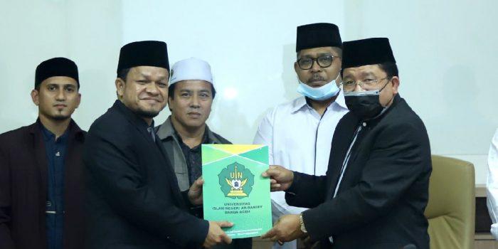 UIN Ar-Raniry Siap Bandu Mahad Aly di Aceh