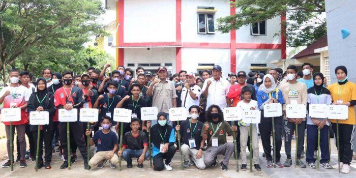 113 Atlet Panjat Tebing Aceh Bersaing Tiket PORA Pidie