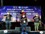 Atlet Paramotor Aceh Raih Medali Emas PON Papua